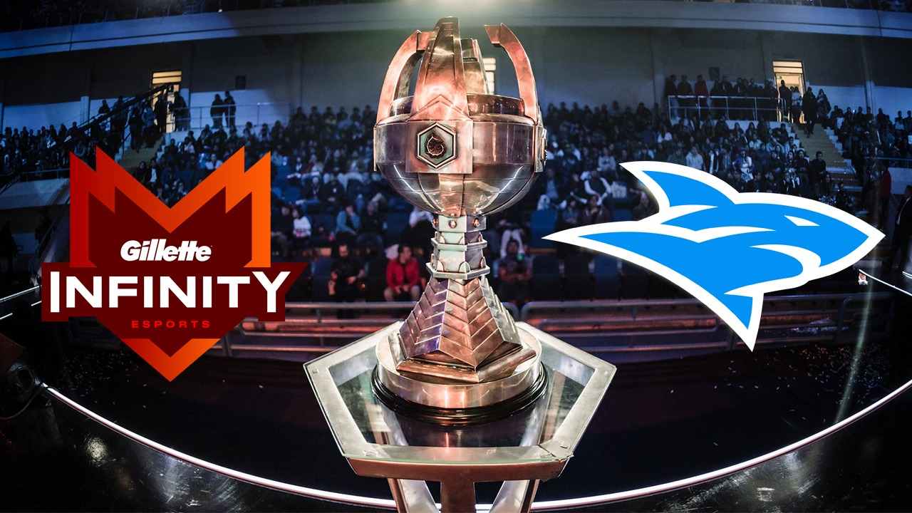Infinity e Isurus se preparan para luchar por la Liga Latinoamérica de League of Legends